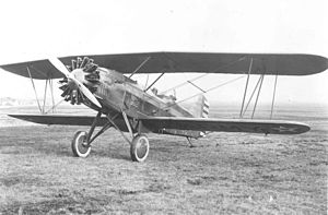 Curtiss Falcon - Curtiss XA-4 Falcon