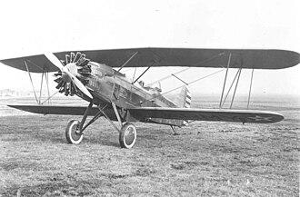 Curtiss Falcon - Curtiss XA-4 Falcon
