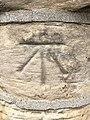 Cut Mark at Shap, Market Cross Building.jpg