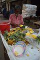 Cut Pineapple Stall - AC Roy Road - Dhaka 2015-05-31 2768.JPG