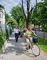 Cycle-walk through Ljubljana (3570727211).jpg