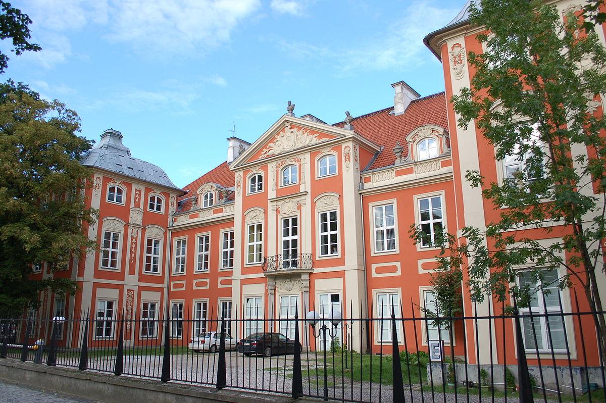 Czapski Palace Wikipedia