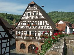 Dörrenbach Rathaus