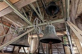 Dülmen, St.-Viktor-Kirche, Turm, Glocken -- 2020 -- 6581.jpg