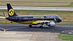 D-AIZR Eurowings Airbus A320 Düsseldorf Airport3.jpg