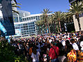 D23 Expo 2015 general admission queue (20634317635).jpg