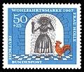 DBP 1967 541 Frau Holle.jpg