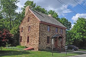 East Greenwich Township, New Jersey - Death of the Fox Inn
