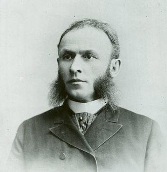 Donald M. Dickinson - Image: DM Dickinson