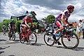 DM Rad 2017 Männer Rd7 01 Führende - Philipp Walsleben - John Degenkolb.jpg
