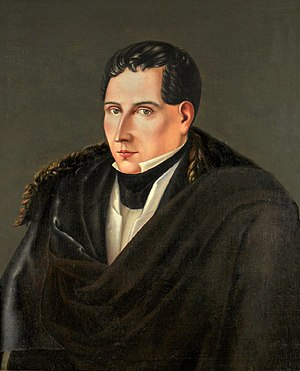 Chilean expansionism - Chilean statesman Diego Portales was the lead proponent of his country's aggressive foreign policy