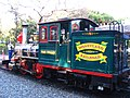 Disneyland Railroad Locomotive No. 3