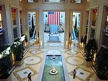 Atrium In The Palazzo