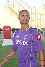 Maillot Domicile Fiorentina CHRISTIAN NORGAARD