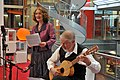 Dame Emma Kirkby - the first live performance to be filmed in the BBC's New Broadcasting House (28621007507).jpg