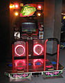 Dance Dance Revolution North American arcade machine 2.jpg