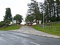 Danger area entrance - geograph.org.uk - 572102.jpg