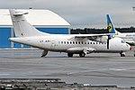 Danish Air Transport, LY-ARI, ATR 42-312 (39228744141).jpg