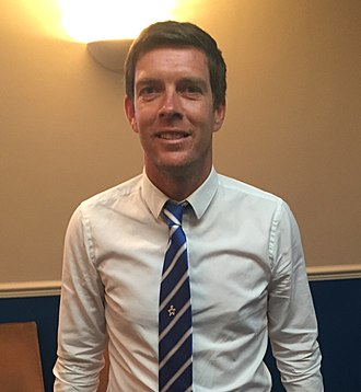 Darrell Clarke - Clarke as manager of Bristol Rovers in 2015