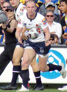 Darren Lockyer Australia rugby league player