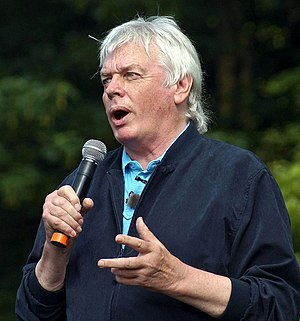 David Icke - Icke in June 2013