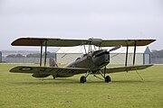 De havilland dh-82b queen bee lf858 arp