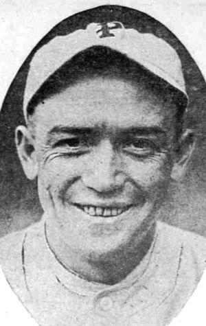 Deacon Jones (pitcher) - Image: Deacon Jones 1919