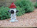 Decorative fire hydrant in Provo, Utah, Jun 16.jpg