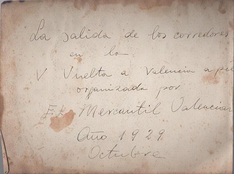 File dedicatoria del peri dico el mercantil wikimedia commons - Periodico levante el mercantil valenciano ...