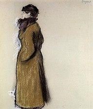 Degas - Frau mit Stadtkostüm.jpg