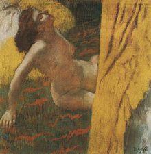 Degas Weiblicher liegender-Akt auf Teppich.jpg