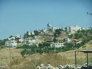 Deir Nidham Municipality D in Ramallah and al-Bireh, State of Palestine