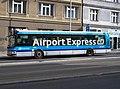 Dejvice, Svatovítská, autobus AE.jpg