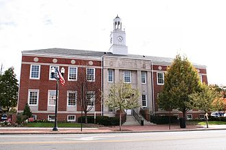 Delaware, Ohio - Delaware City Hall