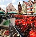 Der regionale Wochenmarkt in Bad Mergentheim. 03.jpg