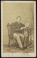 """Deron, François - carte de visite, """"Le Prince de Galles"""".tif"""