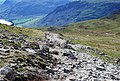 Descending towards Wasdale from Scafell Pike - geograph.org.uk - 1331337.jpg