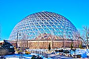 Desert Dome Omaha Zoo