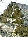 Detail on Berry Pomeroy Castle - geograph.org.uk - 423232.jpg