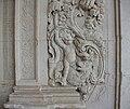 Detall de la porta del claustre, cocatedral de sant Nicolau d'Alacant.jpg