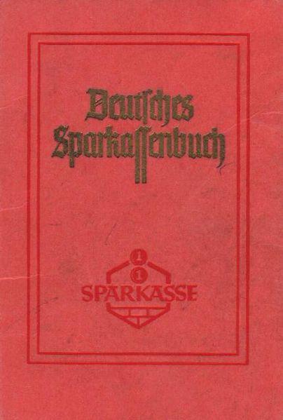 File:Deutsches Sparkassenbuch 1930er Jahre Schluckenau (Alter Fritz).jpg