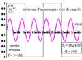 Deuxième ordre du type réponse en i d'un R L C série comme sélecteur d'harmonique d'un créneau - bis.png