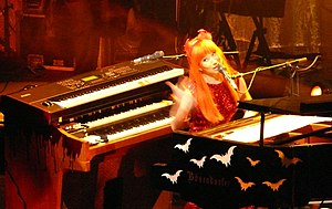 Tori Amos - Amos in concert in October 2007