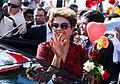 Dilma deixa o Palácio da Alvorada e segue para Porto Alegre (29505600145).jpg