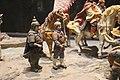Diorama Zheng Chenggong (Koxinga) Recovering Taiwan from Dutch (33295574400).jpg