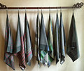 Dishcloths woven in museum Het Leids Wevershuis 2.jpg