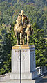 Distant shot - Valor - Arts of War - Arlington Memorial Bridge - 2013-09-30.jpg