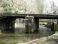 Disused railway bridge - geograph.org.uk - 360568.jpg