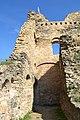 Divín - Divínsky hrad - veža SV (1).jpg