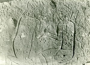 Djelfa - Neolithic art in Djelfa